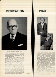 Page 12, 1960 Edition, Phillips Academy - Pot Pourri Yearbook (Andover, MA) online yearbook collection