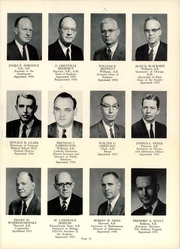 Page 17, 1960 Edition, Phillips Academy - Pot Pourri Yearbook (Andover, MA) online yearbook collection