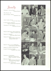 Page 13, 1950 Edition, Milton High School - Echo Yearbook (Milton, MA) online yearbook collection