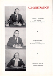 Page 10, 1955 Edition, Milton High School - Echo Yearbook (Milton, MA) online yearbook collection