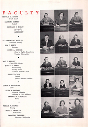 Page 11, 1955 Edition, Milton High School - Echo Yearbook (Milton, MA) online yearbook collection