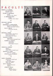 Page 13, 1955 Edition, Milton High School - Echo Yearbook (Milton, MA) online yearbook collection