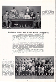 Page 16, 1955 Edition, Milton High School - Echo Yearbook (Milton, MA) online yearbook collection
