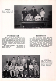 Page 17, 1955 Edition, Milton High School - Echo Yearbook (Milton, MA) online yearbook collection