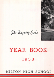 Page 5, 1955 Edition, Milton High School - Echo Yearbook (Milton, MA) online yearbook collection