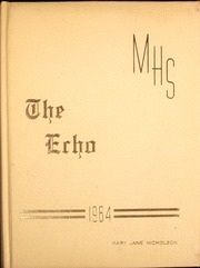 Page 1, 1964 Edition, Milton High School - Echo Yearbook (Milton, MA) online yearbook collection