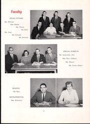 Page 15, 1964 Edition, Milton High School - Echo Yearbook (Milton, MA) online yearbook collection