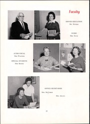 Page 16, 1964 Edition, Milton High School - Echo Yearbook (Milton, MA) online yearbook collection