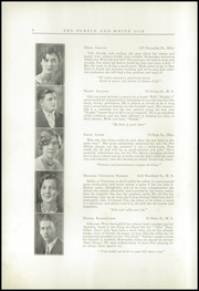 Page 12, 1930 Edition, West Springfield High School - Terrier Yearbook (West Springfield, MA) online yearbook collection