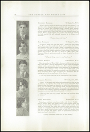 Page 14, 1930 Edition, West Springfield High School - Terrier Yearbook (West Springfield, MA) online yearbook collection