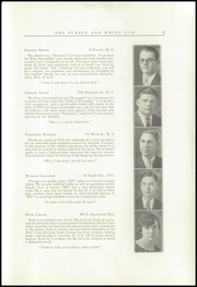 Page 15, 1930 Edition, West Springfield High School - Terrier Yearbook (West Springfield, MA) online yearbook collection