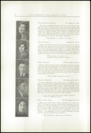 Page 16, 1930 Edition, West Springfield High School - Terrier Yearbook (West Springfield, MA) online yearbook collection