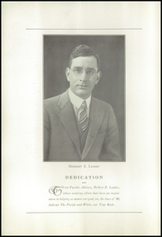 Page 6, 1930 Edition, West Springfield High School - Terrier Yearbook (West Springfield, MA) online yearbook collection