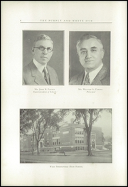 Page 8, 1930 Edition, West Springfield High School - Terrier Yearbook (West Springfield, MA) online yearbook collection