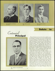 Page 12, 1959 Edition, Belmont High School - Blueprint Yearbook (Belmont, MA) online yearbook collection