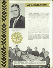 Page 14, 1959 Edition, Belmont High School - Blueprint Yearbook (Belmont, MA) online yearbook collection