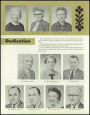 Page 8, 1959 Edition, Belmont High School - Blueprint Yearbook (Belmont, MA) online yearbook collection