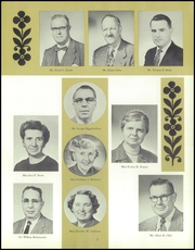 Page 9, 1959 Edition, Belmont High School - Blueprint Yearbook (Belmont, MA) online yearbook collection