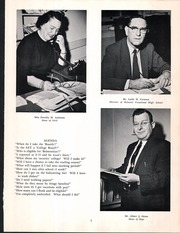 Page 11, 1960 Edition, Belmont High School - Blueprint Yearbook (Belmont, MA) online yearbook collection