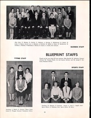 Page 16, 1960 Edition, Belmont High School - Blueprint Yearbook (Belmont, MA) online yearbook collection