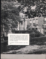 Page 6, 1960 Edition, Belmont High School - Blueprint Yearbook (Belmont, MA) online yearbook collection