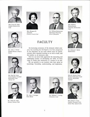 Page 9, 1962 Edition, Belmont High School - Blueprint Yearbook (Belmont, MA) online yearbook collection