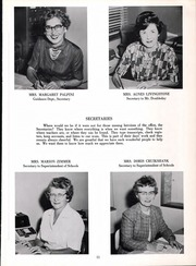 Page 15, 1962 Edition, East Longmeadow High School - Aegis Yearbook (East Longmeadow, MA) online yearbook collection