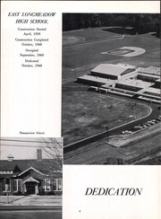 Page 8, 1962 Edition, East Longmeadow High School - Aegis Yearbook (East Longmeadow, MA) online yearbook collection