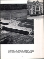 Page 9, 1962 Edition, East Longmeadow High School - Aegis Yearbook (East Longmeadow, MA) online yearbook collection