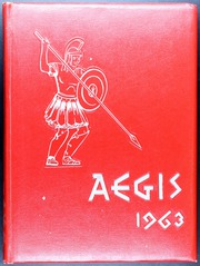 1963 Edition, East Longmeadow High School - Aegis Yearbook (East Longmeadow, MA)