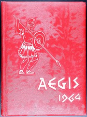 1964 Edition, East Longmeadow High School - Aegis Yearbook (East Longmeadow, MA)