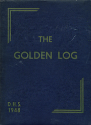 Page 1, 1948 Edition, Dighton Rehoboth High School - Golden Log Yearbook (Dighton, MA) online yearbook collection