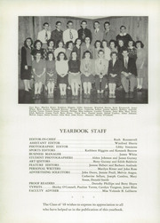 Page 12, 1948 Edition, Dighton Rehoboth High School - Golden Log Yearbook (Dighton, MA) online yearbook collection