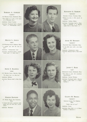 Page 15, 1948 Edition, Dighton Rehoboth High School - Golden Log Yearbook (Dighton, MA) online yearbook collection