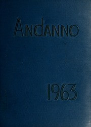 Andover High School - Andanno Yearbook (Andover, MA) online yearbook collection, 1963 Edition, Page 1