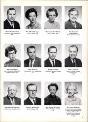 Page 11, 1964 Edition, Andover High School - Andanno Yearbook (Andover, MA) online yearbook collection