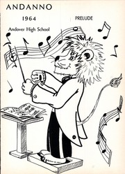 Page 3, 1964 Edition, Andover High School - Andanno Yearbook (Andover, MA) online yearbook collection