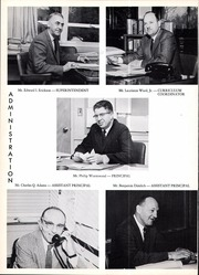 Page 8, 1964 Edition, Andover High School - Andanno Yearbook (Andover, MA) online yearbook collection