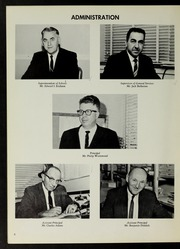 Page 12, 1966 Edition, Andover High School - Andanno Yearbook (Andover, MA) online yearbook collection
