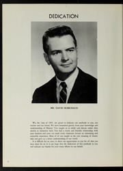 Page 10, 1967 Edition, Andover High School - Andanno Yearbook (Andover, MA) online yearbook collection