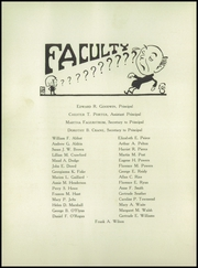 Page 14, 1917 Edition, Classical High School - Classic Myths Yearbook (Worcester, MA) online yearbook collection
