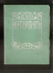 1918 Edition, Classical High School - Classic Myths Yearbook (Worcester, MA)
