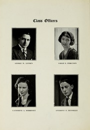 Page 16, 1922 Edition, Classical High School - Classic Myths Yearbook (Worcester, MA) online yearbook collection