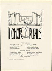 Page 17, 1926 Edition, Classical High School - Classic Myths Yearbook (Worcester, MA) online yearbook collection