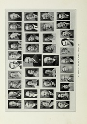 Page 12, 1937 Edition, Classical High School - Classic Myths Yearbook (Worcester, MA) online yearbook collection