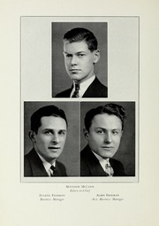 Page 16, 1937 Edition, Classical High School - Classic Myths Yearbook (Worcester, MA) online yearbook collection