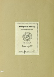 Page 2, 1937 Edition, Classical High School - Classic Myths Yearbook (Worcester, MA) online yearbook collection