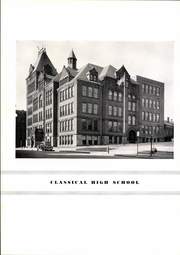 Page 6, 1941 Edition, Classical High School - Classic Myths Yearbook (Worcester, MA) online yearbook collection