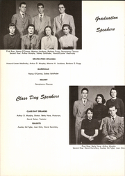 Page 12, 1950 Edition, Classical High School - Classic Myths Yearbook (Worcester, MA) online yearbook collection