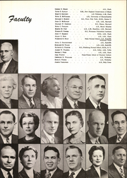 Page 15, 1950 Edition, Classical High School - Classic Myths Yearbook (Worcester, MA) online yearbook collection